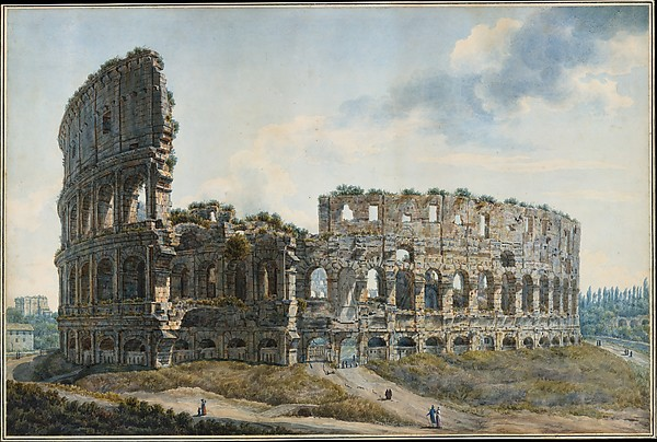 AbrahamLouisRodolpheDucrosTheColosseum