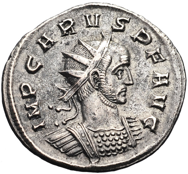 Antoninianus_of_Carus