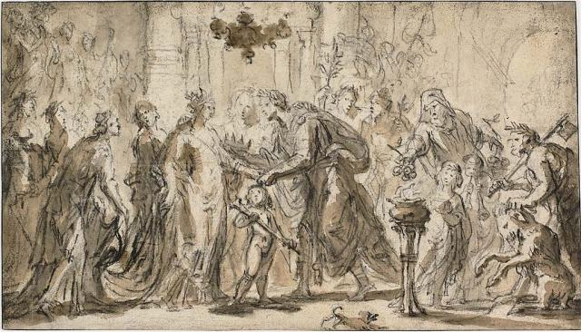 Justus_van_Egmont_-_The_Marriage_of_Zenobia_and_Odenatus